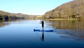 Check out SUPboarder reviewing and comparing the AZTRON All Round Inflatable Range of SUPs. This range is perfect for entry level paddlers looking for a board to use when recreational paddling!
