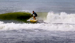Follow the Salty Light Surf crew on a great multi board surf session at Badin Lake, NC. Check out this short but stacked edit!