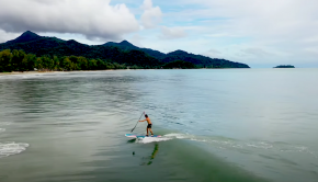 Check the Starboard 4 in 1, one of the most versatile boards on the market. It can be used as an SUP, wing board, wind surf and surf sup. This guide helps you get your head round how it it works!Check the Starboard 4 in 1, one of the most versatile boards on the market. It can be used as an SUP, wing board, wind surf and surf sup. This guide helps you get your head round how it it works!